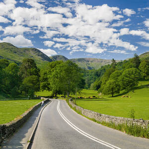A591 i Lake District