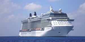 Cruise med Celebrity Equinox