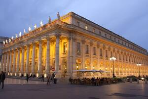 Grand Theatre, Bordeaux